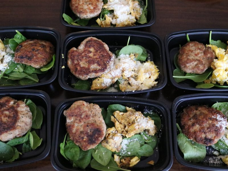 Junk-Free Breakfast Sausage Recipe - Great for meal prep