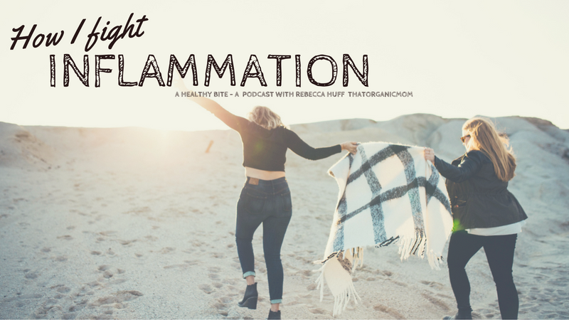 Fighting Inflammation - Episode 5 - A Healthy Bite