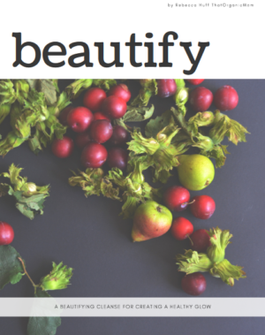 Beautifying Cleanse 2