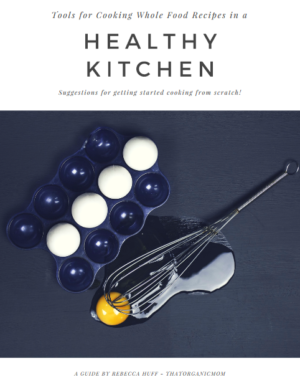 Healthy Kitchen Tools 1