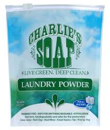 Charlie's Soap for Laundry