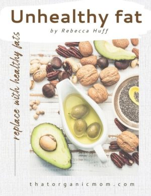 Step 8 Replace Unhealthy Fats with Healthy Fats
