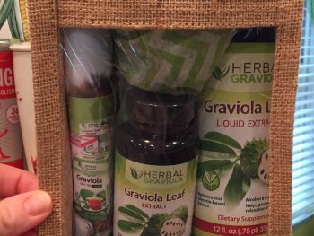 "Could Graviola be one of the ""cures"" they don't want us to know about? 1"
