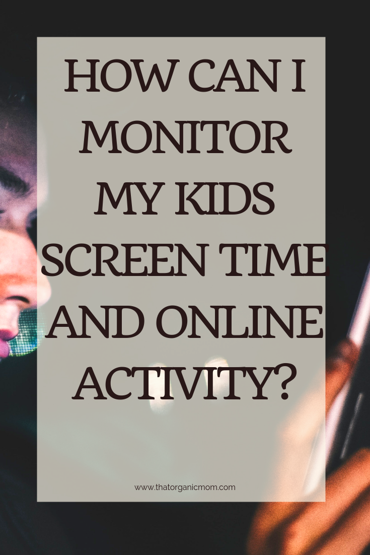 How to get kids outdoors when screen time struggles are REAL 5