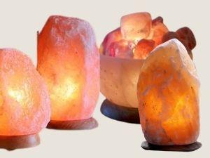 Salt Lamps 1