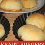Mom's Kraut Burger Recipe - Comfort food from my childhood 8