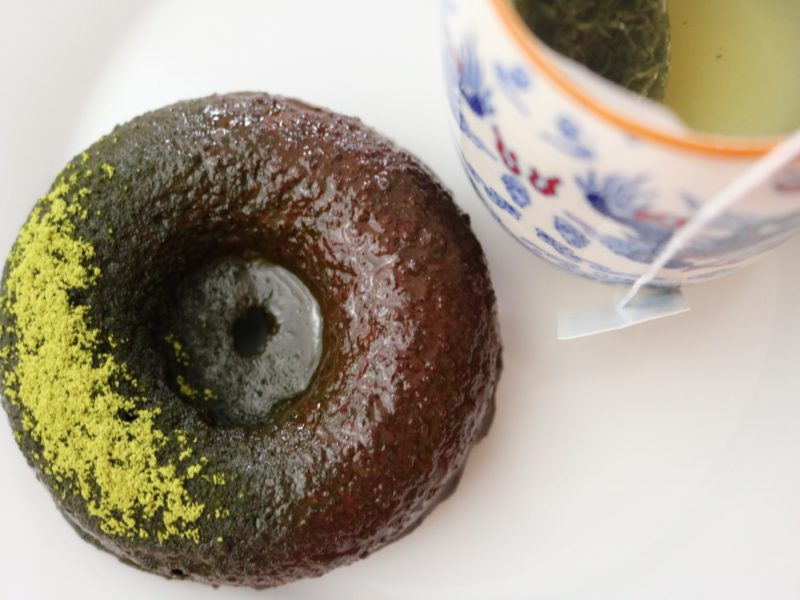 Matcha Donuts Recipe - delicious and healthy!