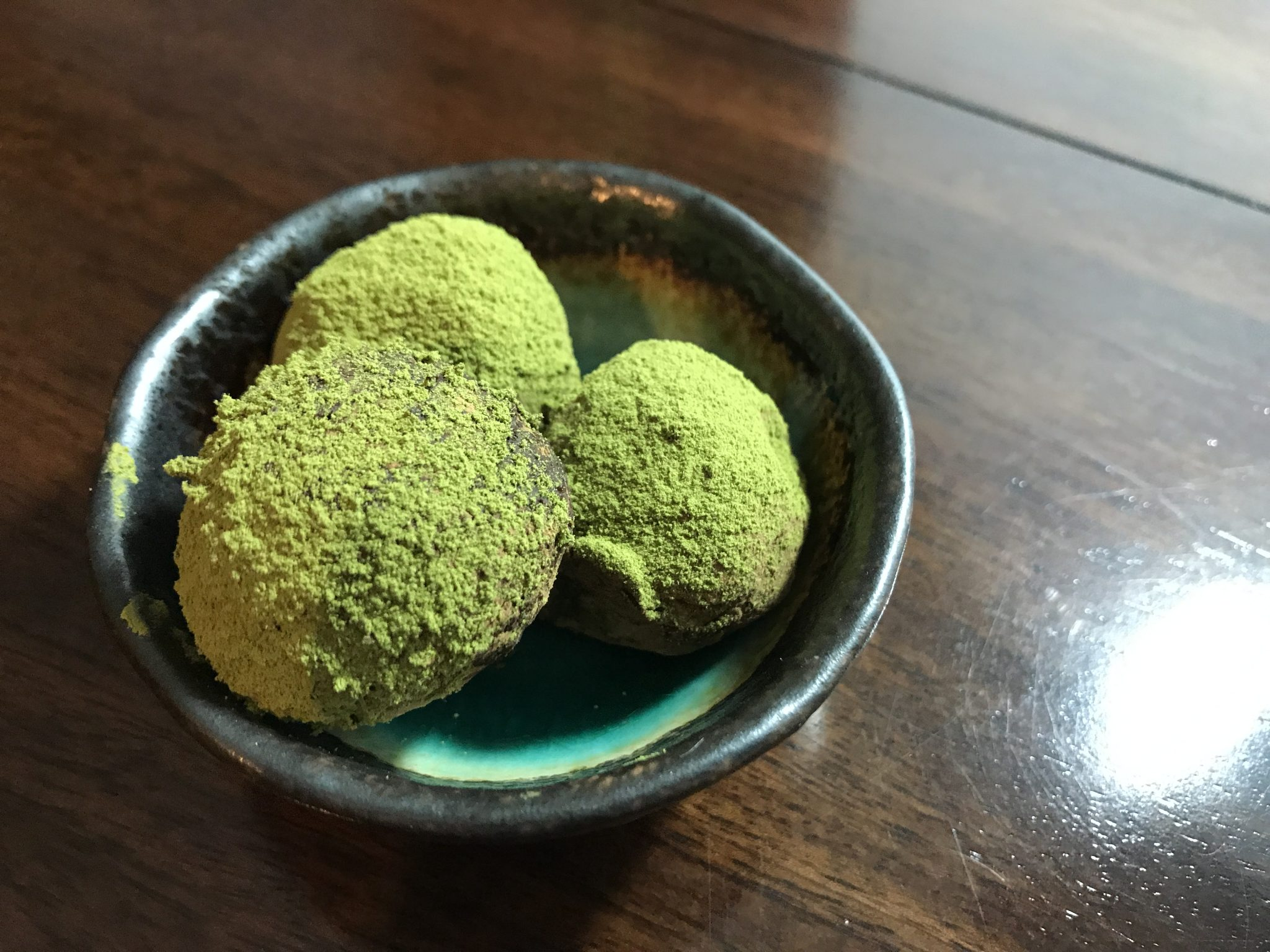 Matcha Truffles Recipe - low carb & keto friendly 11