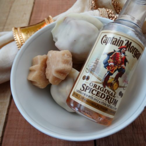 Rum Spiced Maple Truffles, Low-Carb friendly! 3