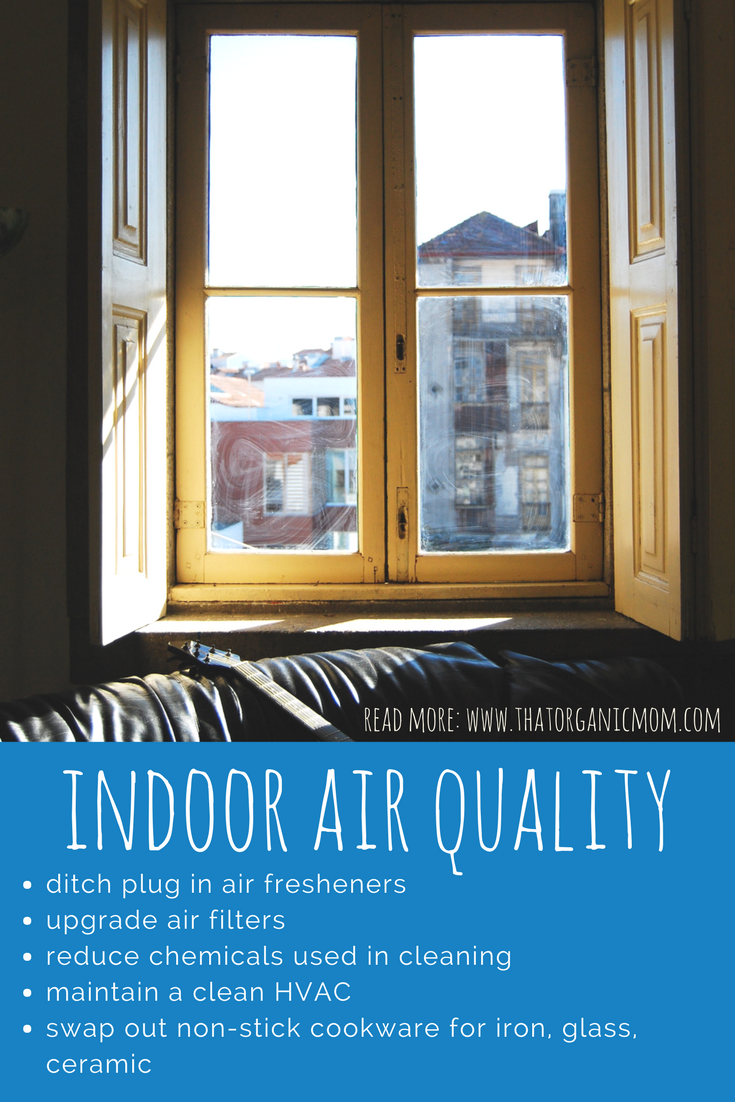 The shocking truth you need to know about indoor air quality