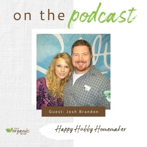 Interview with Josh Brandon - The Happy Hubby Homemaker 10