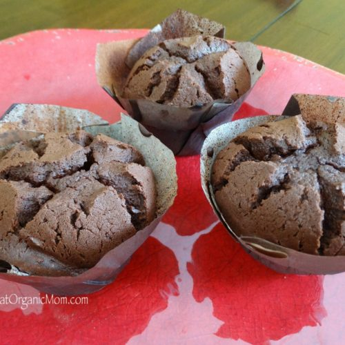 Rich and Easy Chocolate Cake - Kids in the Kitchen 1