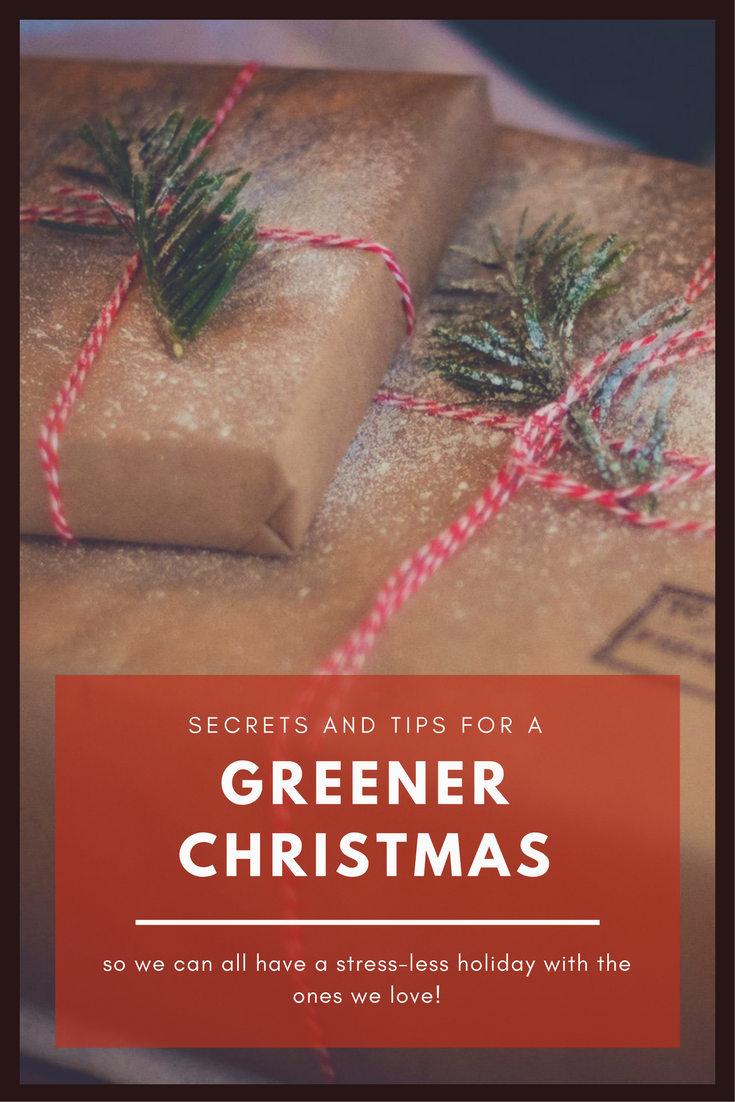 Secrets for how to have a greener, more relaxed Christmas