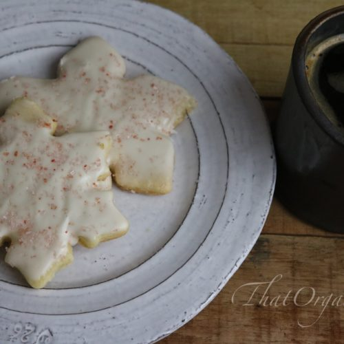 Traditional sugar cookies for decorating at any holiday 1