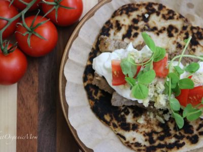 Low Carb Gyros - Gluten Free, Sugar Free, and perfect for Ketogenic Diets.