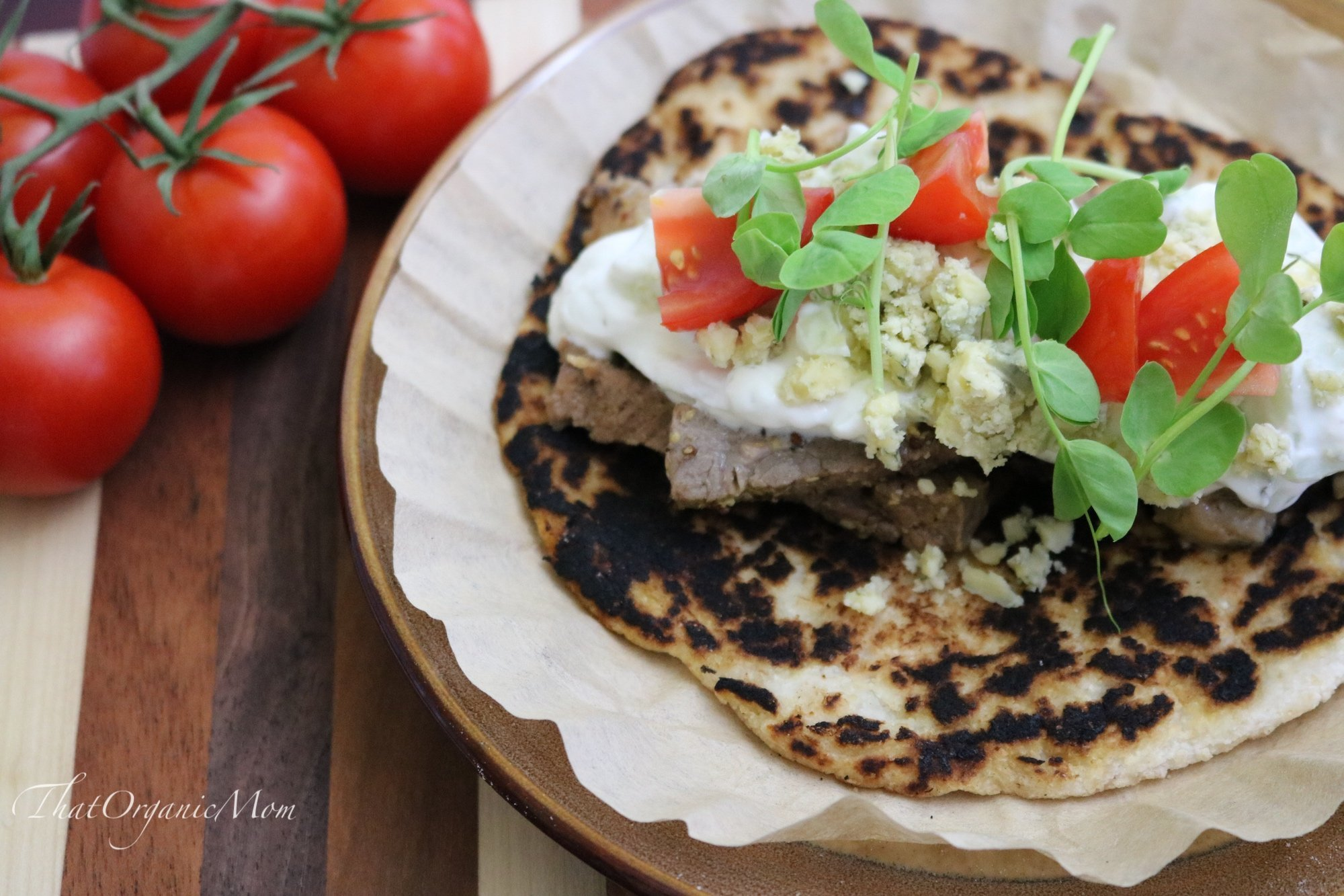Low Carb Gyros perfect for Keto or THM