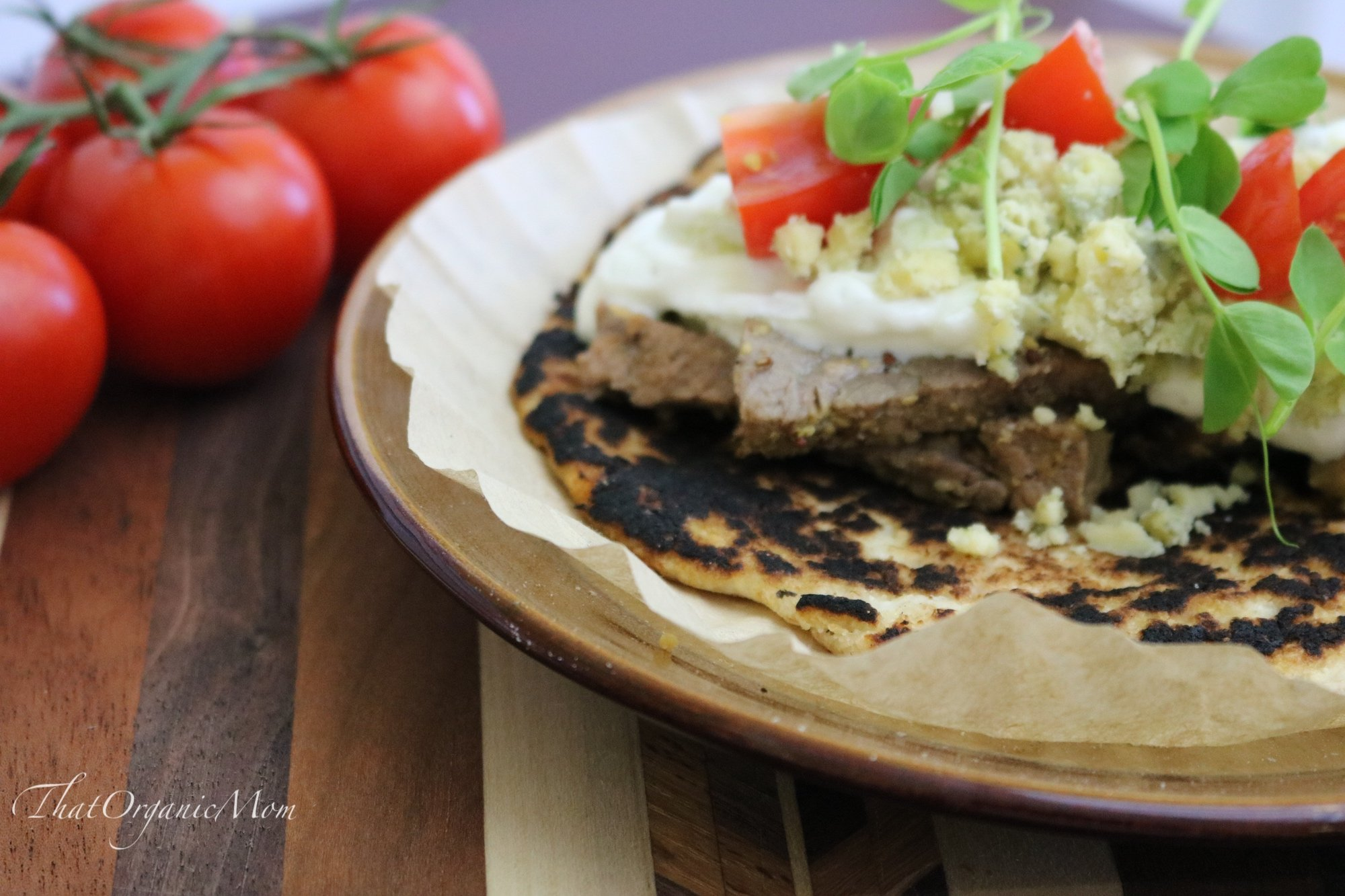 Low Carb Gyros perfect for THM or Keto
