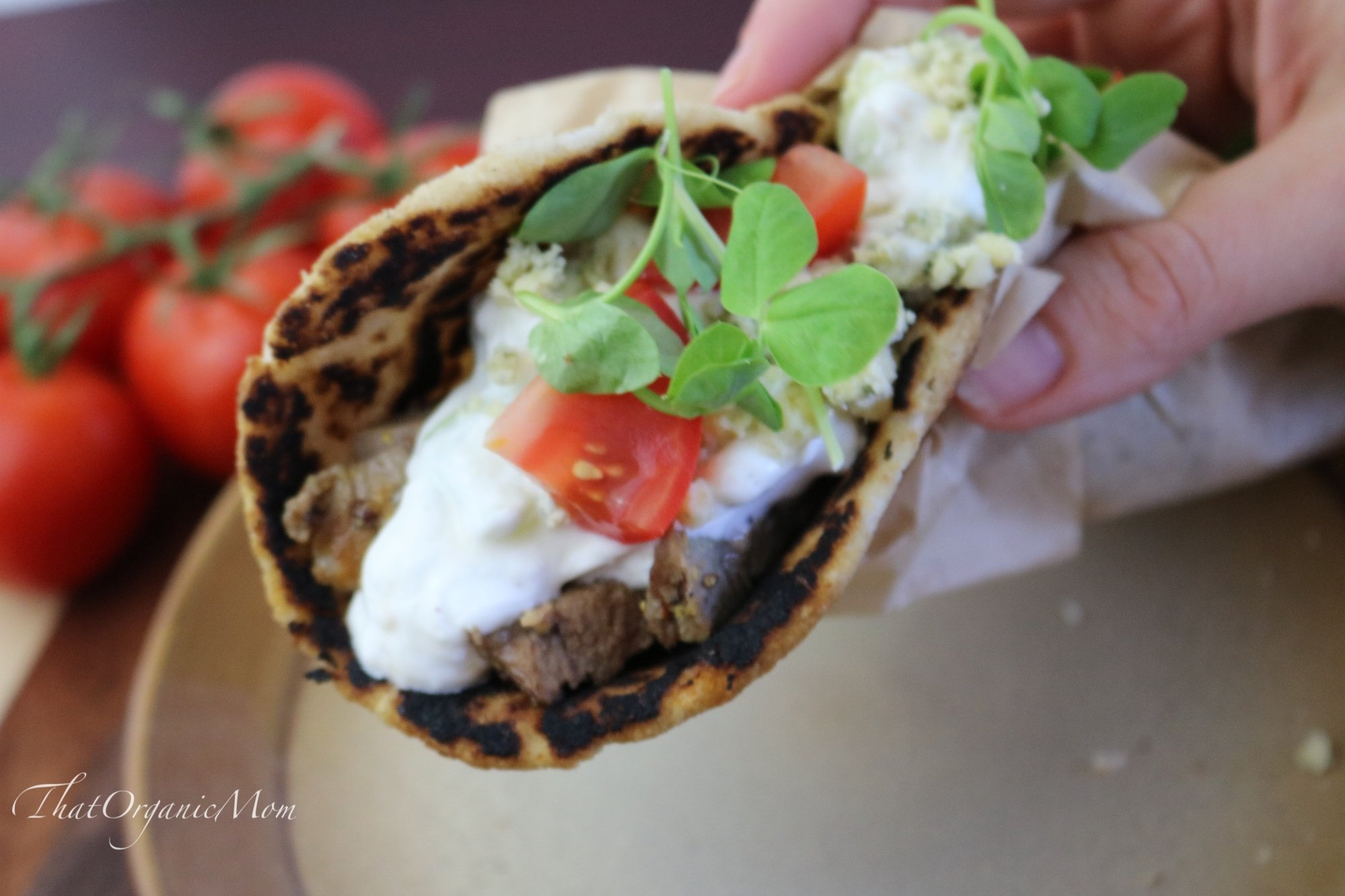 Low Carb Gyros perfect for Keto, Low Carb, THM