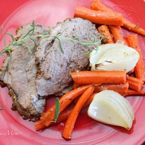 Simple Leg of Lamb Recipe