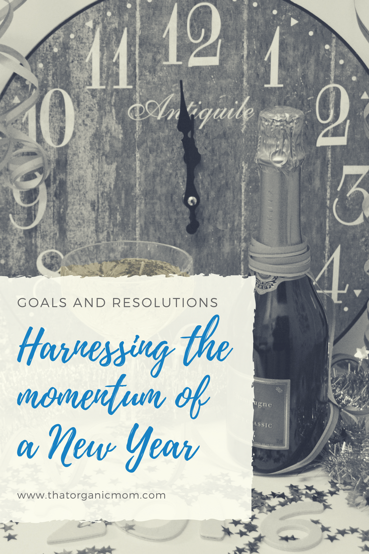 Episode 14 Realistic Tips for harnessing the momentum of a New Year