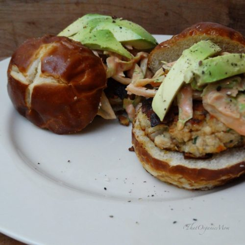 Insanely Delicious Salmon Sliders Low Carb and Keto options 9