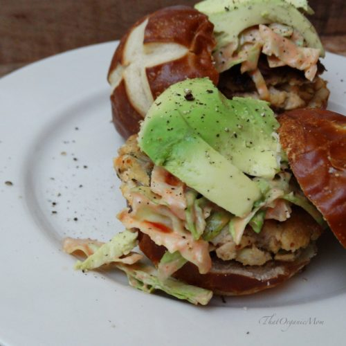 Insanely Delicious Salmon Sliders Low Carb and Keto options 2