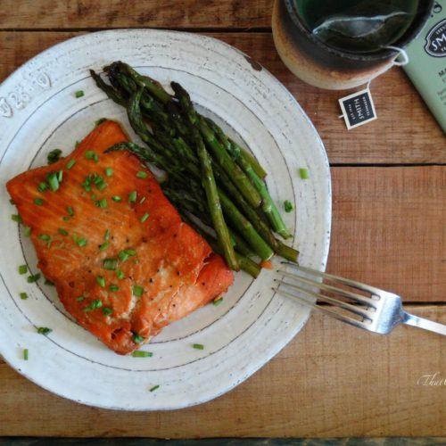 Maple Glazed Powerhouse Salmon Recipe 3