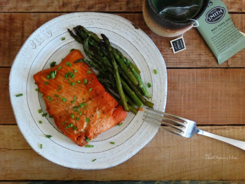 Maple Glazed Powerhouse Salmon Recipe 3