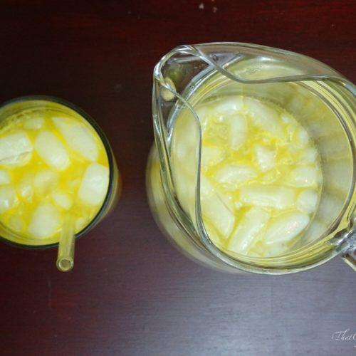Turmeric Ginger Refresher - Inflammation Blaster 5