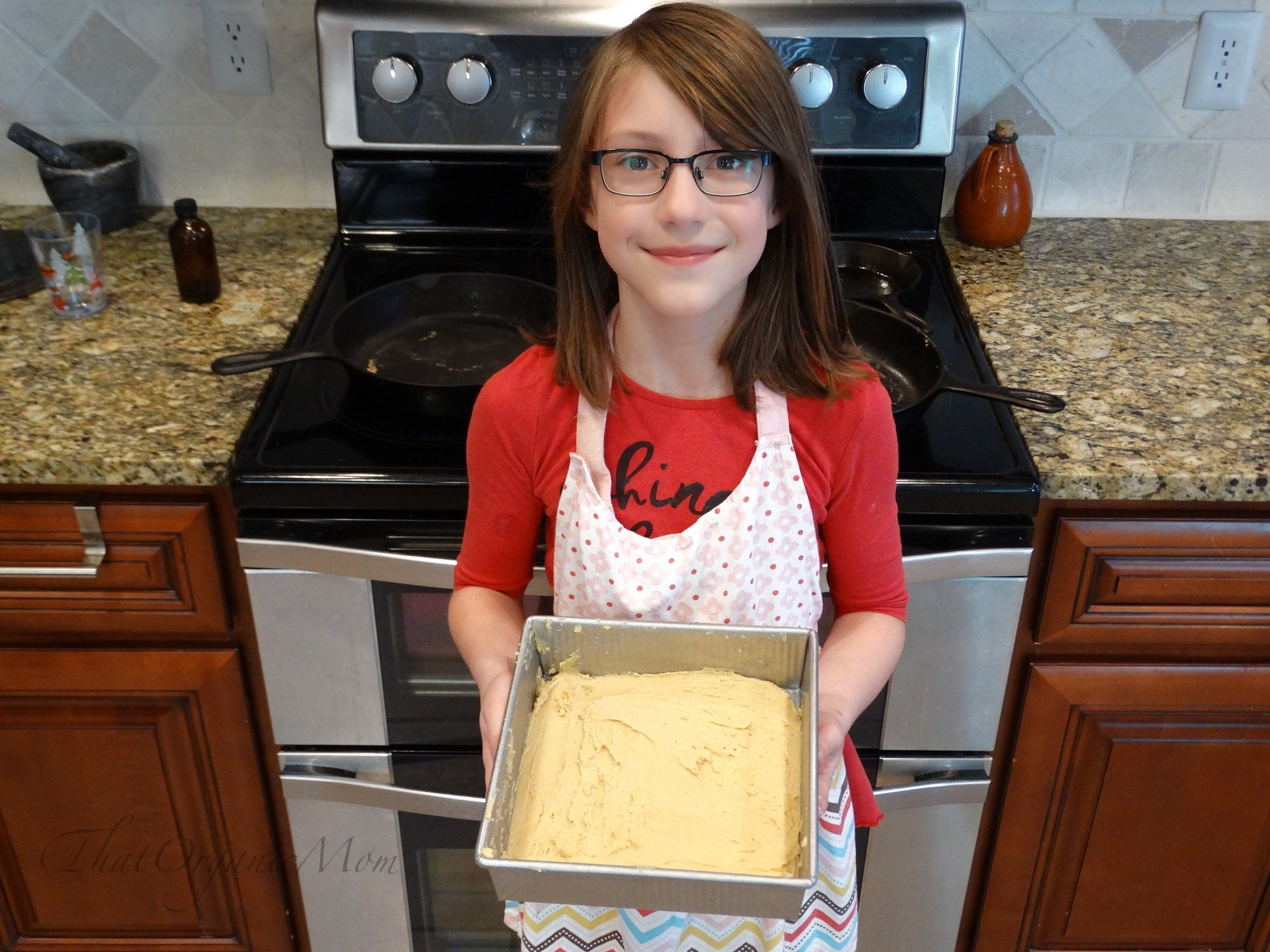 What can kids do to help in the kitchen from birth through the teen years 3