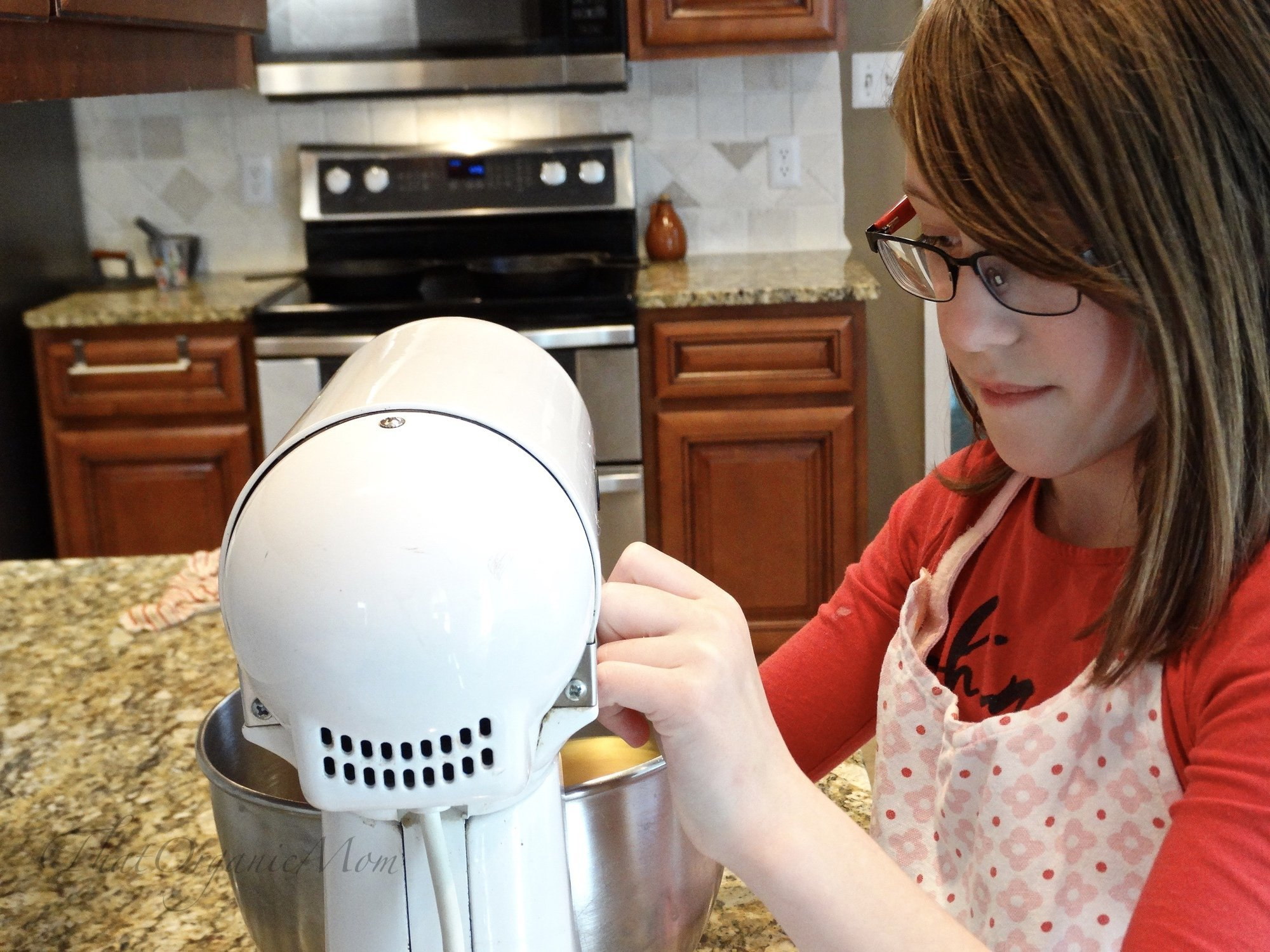 What can kids do to help in the kitchen from birth through the teen years