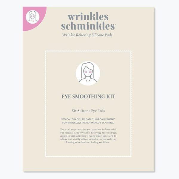 Eye Smoothing Kit - Six Silicone Eye Pads - Wrinkle Schminkle 9