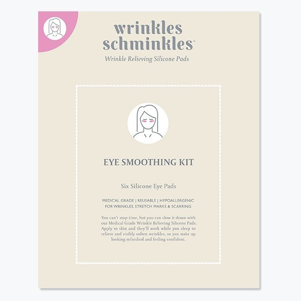 Eye Smoothing Kit - Six Silicone Eye Pads - Wrinkle Schminkle 9