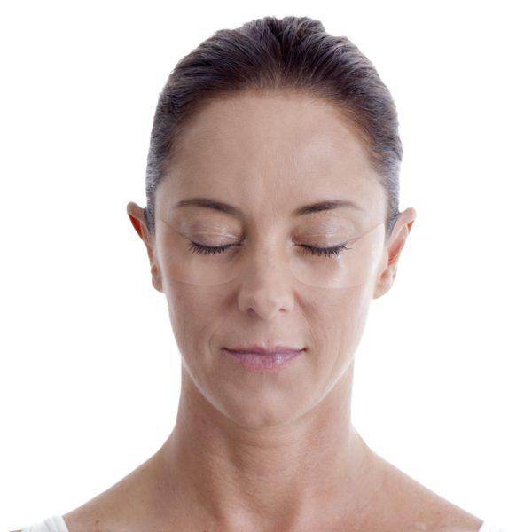 Eye Smoothing Kit - Six Silicone Eye Pads - Wrinkle Schminkle 11