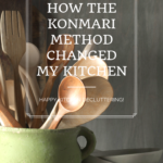 How the KonMari method changed my kitchen 3