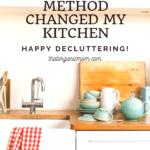 How the KonMari method changed my kitchen 5