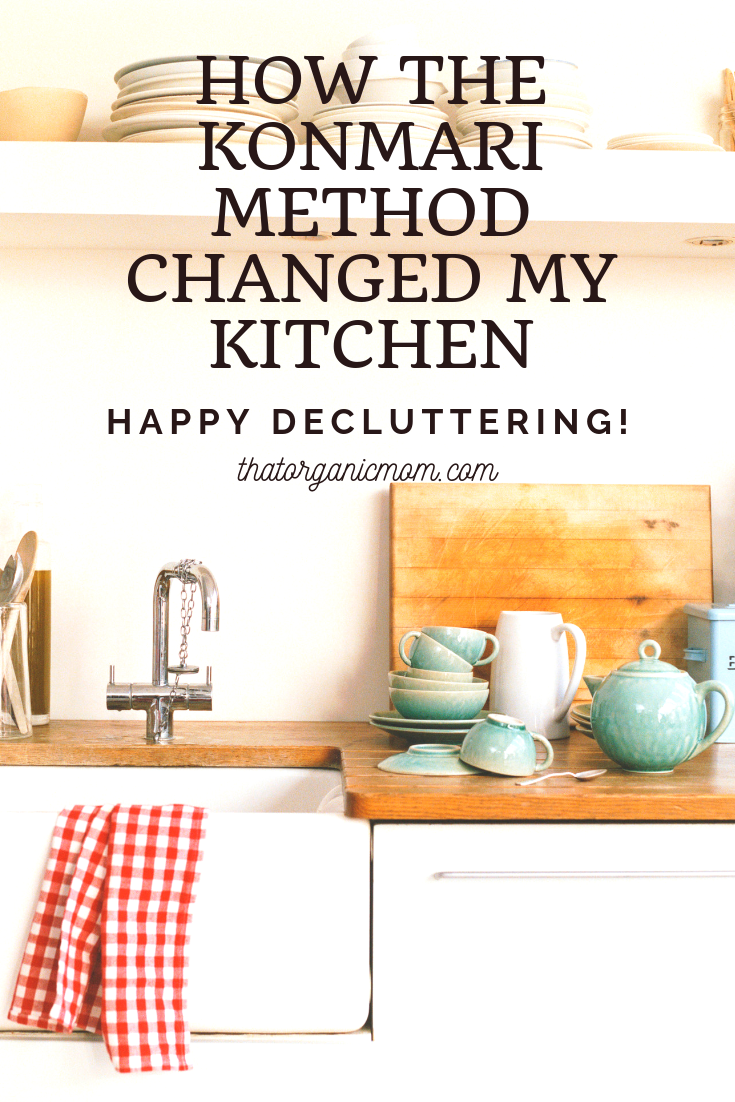 How the KonMari method changed my kitchen 5