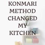 How the KonMari method changed my kitchen 7