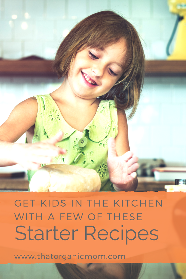 Starter Recipes for Kids - Ideas for the budding chef 4
