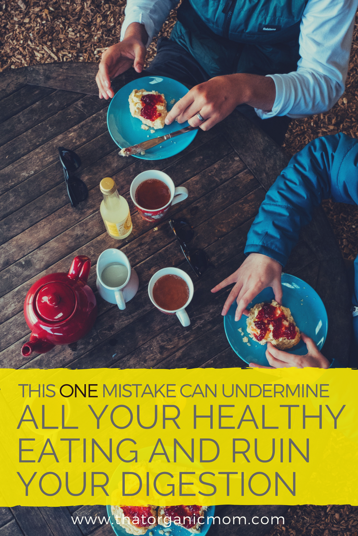 This one mistake can undermine all your healthy eating 2