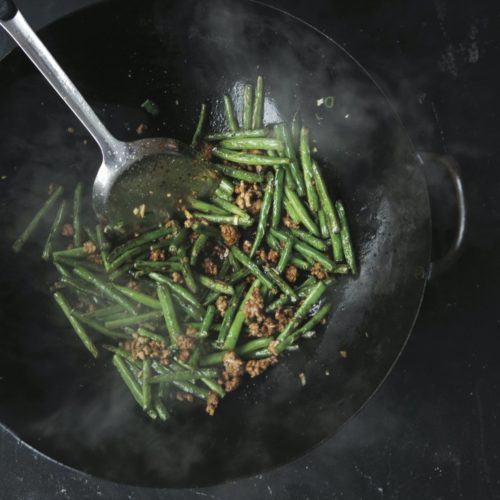 Two delicious recipes from Chinese Soul Food by  Hsiao-Ching Chou 1