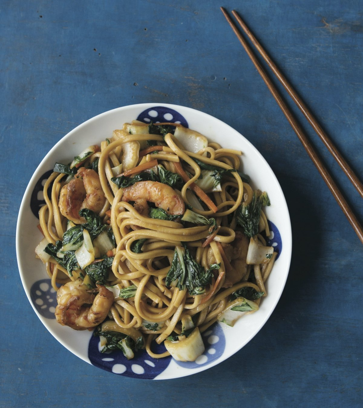 Two delicious recipes from Chinese Soul Food by Hsiao-Ching Chou