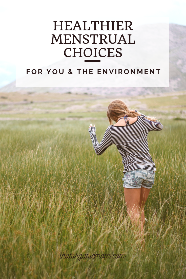 Healthier menstrual choices for you and the environment 2
