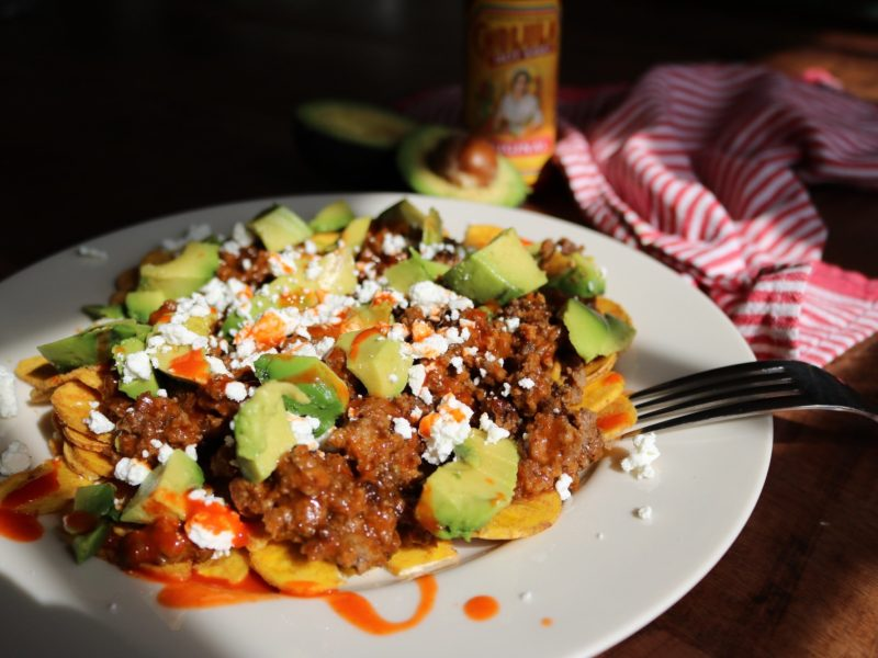 Healthy Nachos for the Entire Family - No Corn 1