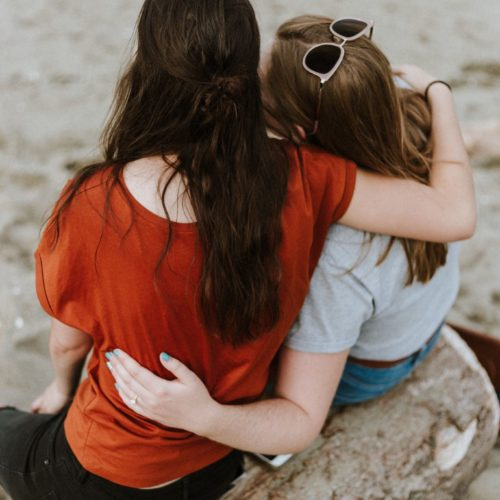 How To Be A Supportive Friend, Or Rather, How To NOT Be Hurtful When Someone You Love Is Hurting 1