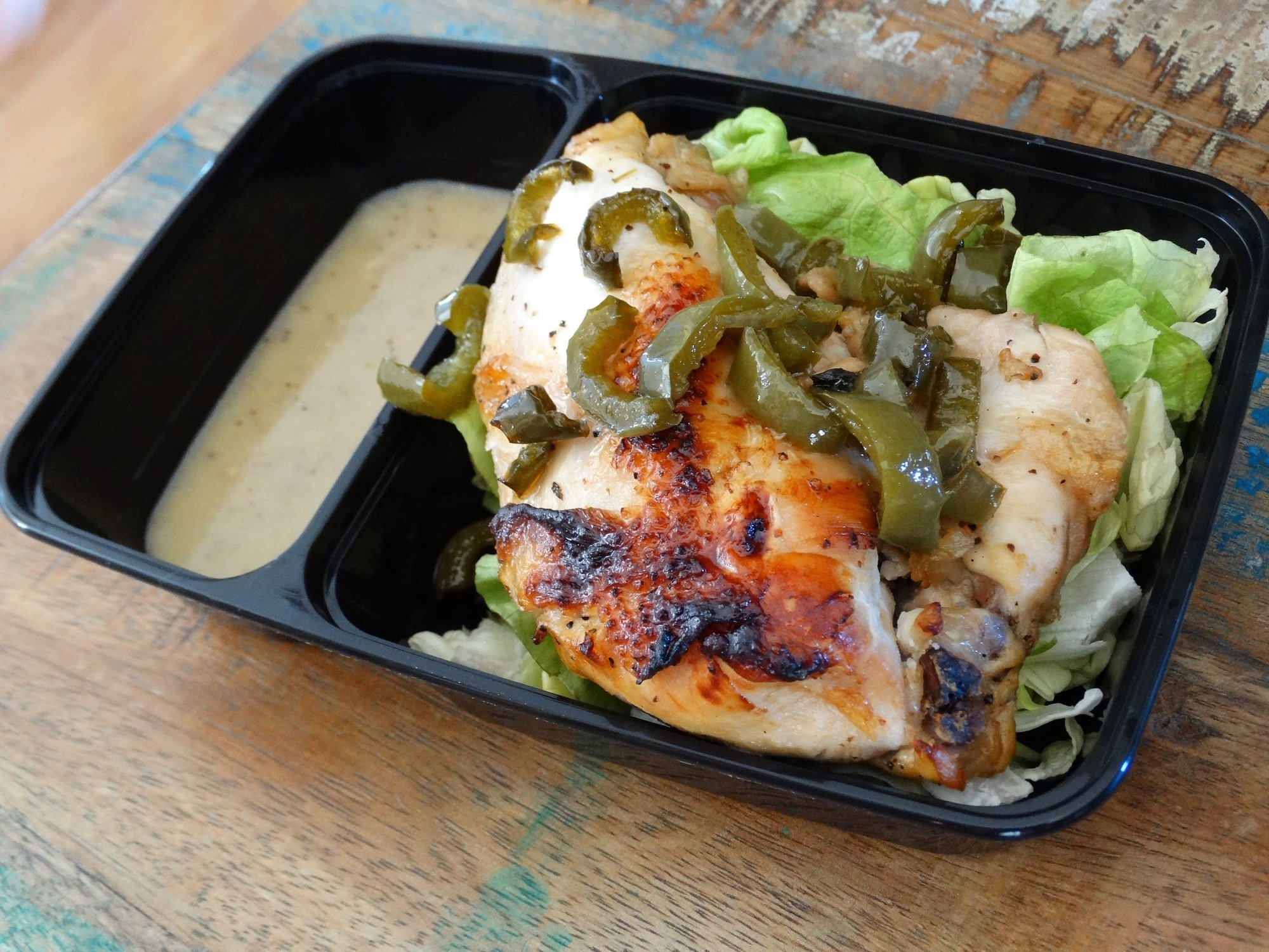 Caribbean Chicken Recipe - Use A Meat thermometer!