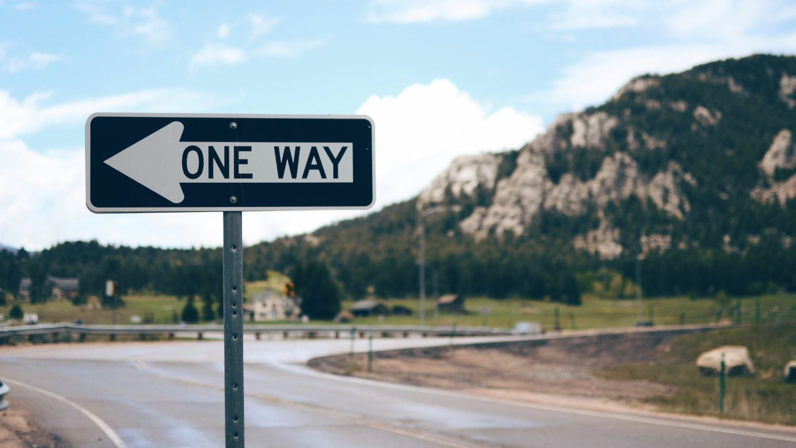 All-or-Nothing Personality - A One Way Street - Jubilee Road Podcast Episode 10