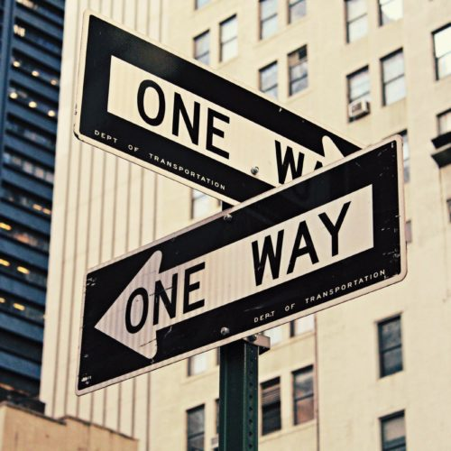 All-or-Nothing Personality - A One Way Street - Jubilee Road Podcast Episode 10 1