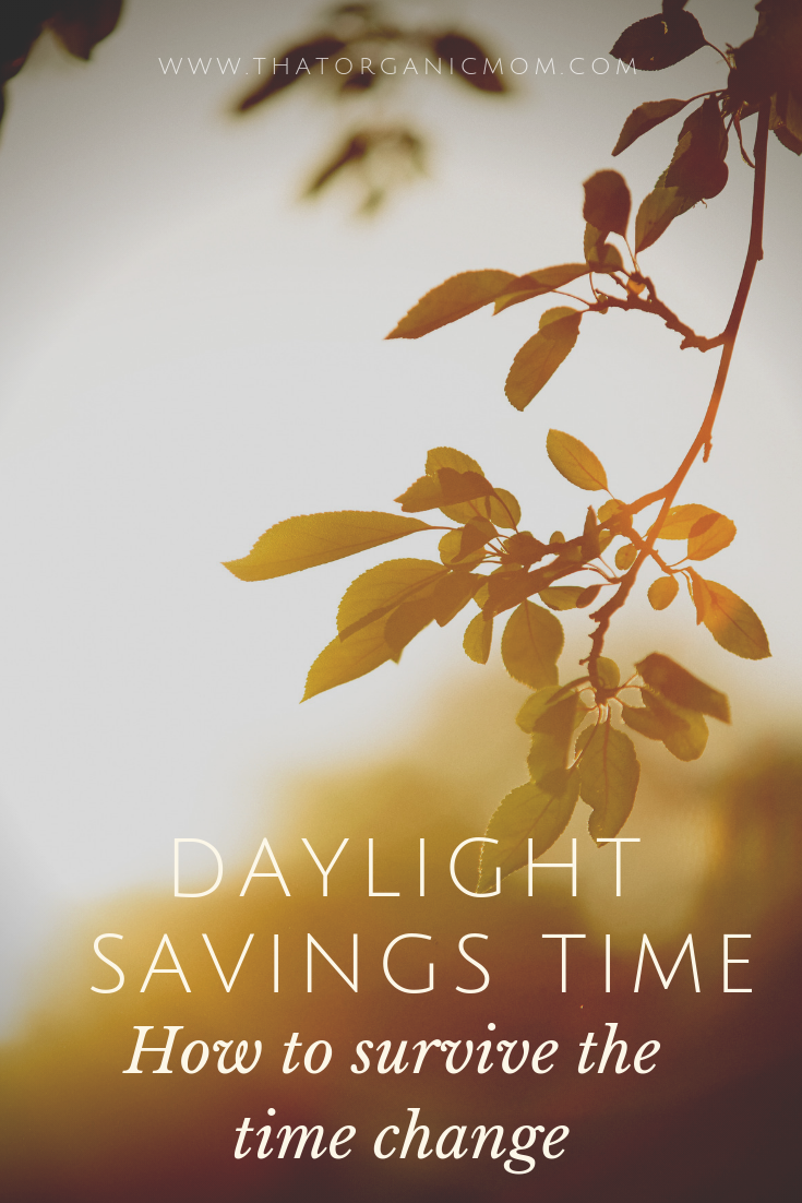 How to sail through Daylight Savings Time without feeling like crap 3