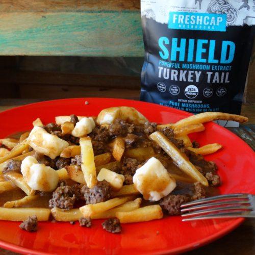 Mushroom Powered Meals - Keep 2
